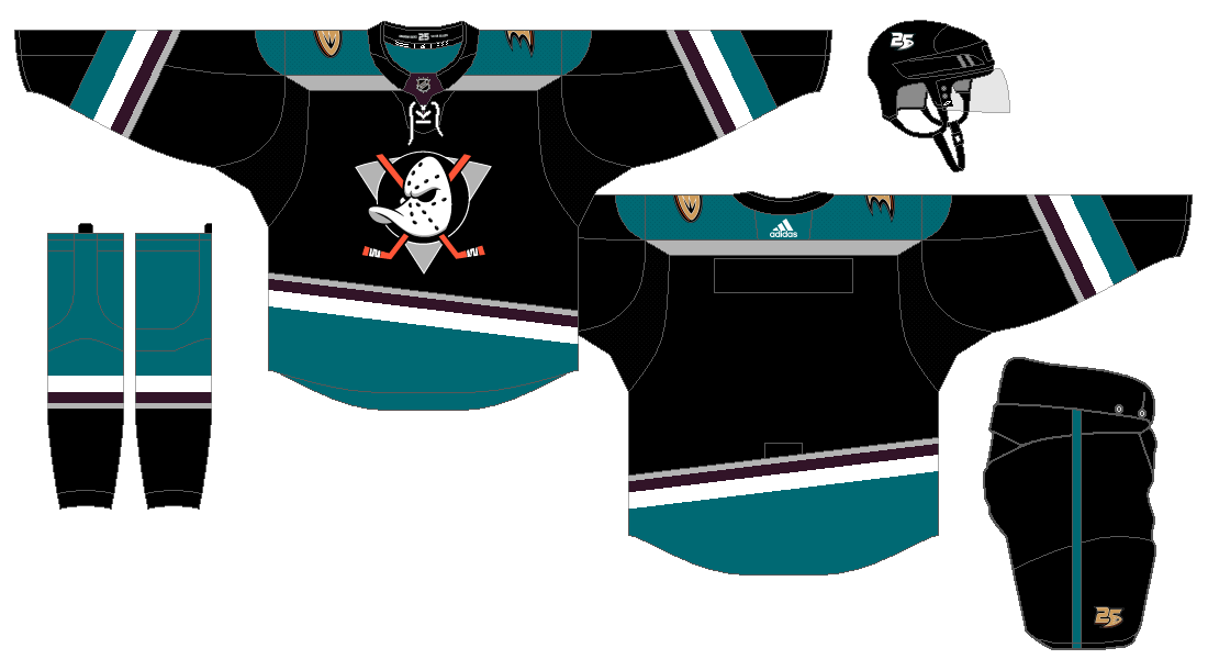 size 40 04608 c4dd0 Anaheim Ducks - The NHL Uniform Matchup Database